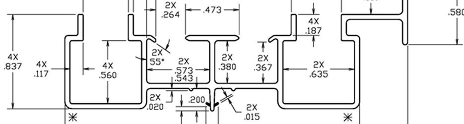 Plastic Extrusion Design Engineering